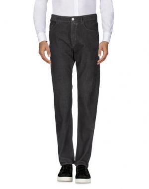 Повседневные брюки MURPHY & NYE. Цвет: свинцово-серый