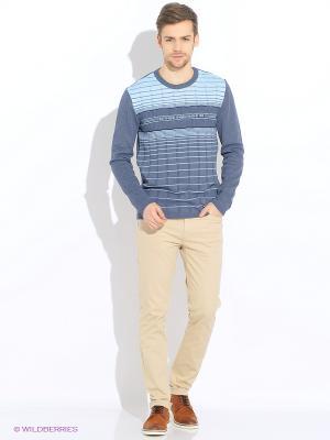 Джемпер Milana Style. Цвет: синий, голубой
