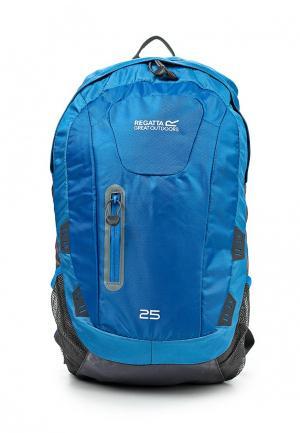 Рюкзак Regatta. Цвет: голубой