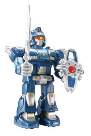Робот-воин Hap-P-Kid. Цвет: синий, белый