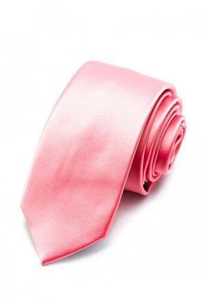 Галстук Angelo Bonetti. Цвет: розовый