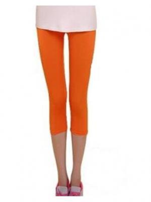 Леггинсы MARIE BRIZZARD. Цвет: оранжевый