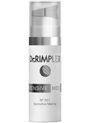 Успокаивающая сыворотка № 351 (протектор- витализация для чувствительной кожи) 20 мл Dr.Rimpler. Цвет: белый