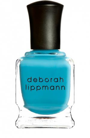 Лак для ногтей On the Beach Deborah Lippmann. Цвет: бесцветный