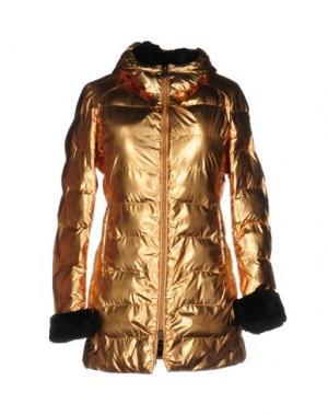 Куртка INVICTA. Цвет: медный