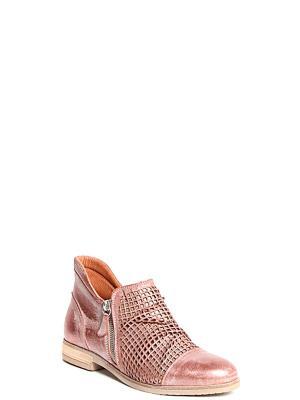 Ботинки MILANA. Цвет: розовый