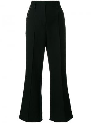 Классические расклешенные брюки Dorothee Schumacher. Цвет: чёрный