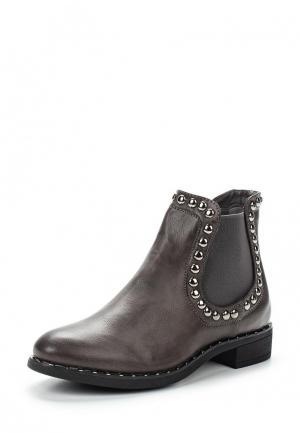 Ботинки Fersini. Цвет: серый