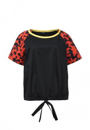 Блуза Jil Sander Navy. Цвет: черный