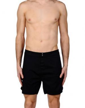 Пляжные брюки и шорты LIGHTNING BOLT. Цвет: черный