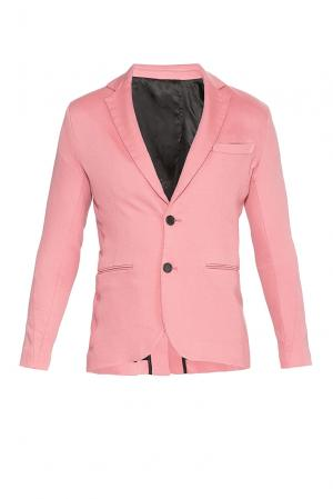 Пиджак из хлопка 183774 Daad Dantone. Цвет: розовый