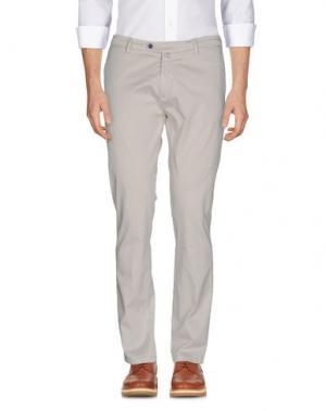 Повседневные брюки BARBATI. Цвет: бежевый