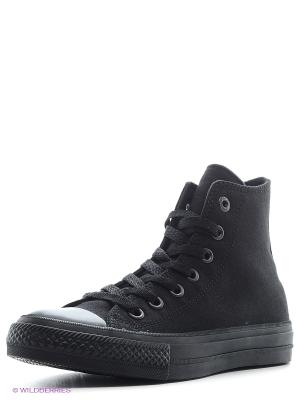 Chuck Taylor All Star II Converse. Цвет: черный