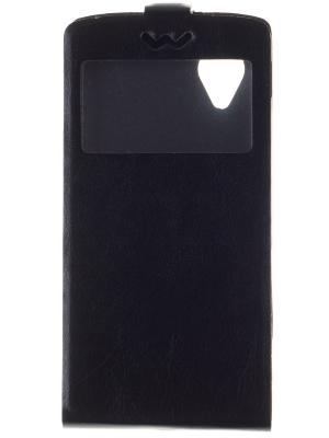 Флип-чехол Slim AW skinBOX LG Nexus 5.. Цвет: черный