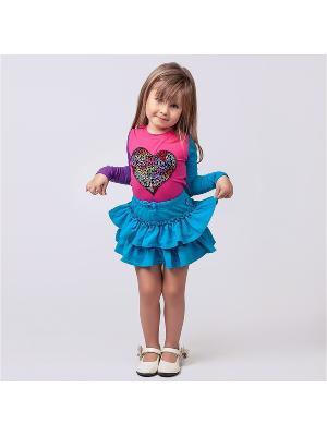Юбка принцесска голубая Vikki-Nikki