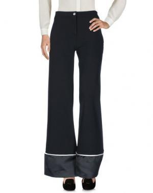 Повседневные брюки AKEP. Цвет: черный