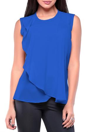 Блуза REBECCA TATTI. Цвет: электрик