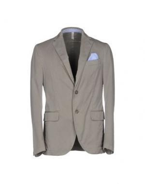 Пиджак VERDERA. Цвет: серый