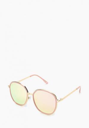Очки солнцезащитные Pur. Цвет: розовый