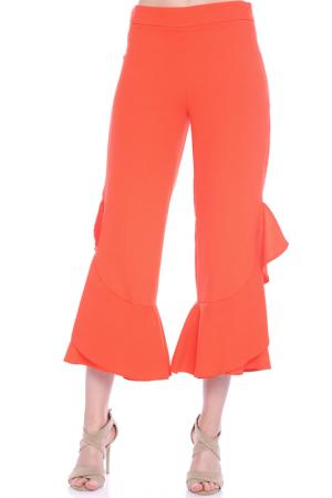 TROUSERS Emma Monti. Цвет: orange