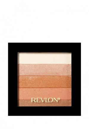 Палетка Revlon. Цвет: бежевый