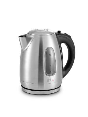 Чайник Sinbo SK 2391B серебристый 1.7л. 2000Вт. Цвет: серебристый