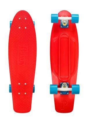 Скейтборд Penny. Цвет: красный
