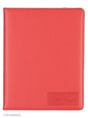 Дневник для музыкальной школы. Дизайн 4 Канц-Эксмо. Цвет: коричневый, коралловый