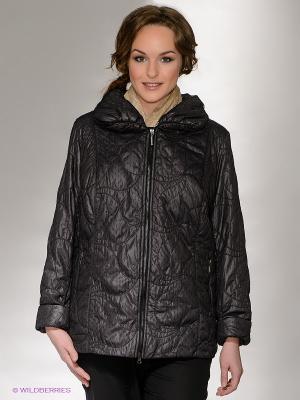 Куртка Modress. Цвет: темно-серый