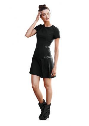 Мини-платье RICK CARDONA by Heine. Цвет: красный, черный