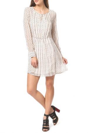 Платье DEBY DEBO. Цвет: ecru