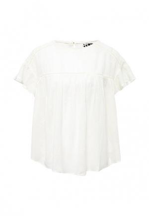 Блуза Sinequanone. Цвет: белый