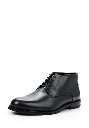 Ботинки Hugo. Цвет: синий