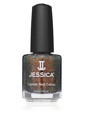 Лак для ногтей  #742 Rosso Passioni, 14,8 мл JESSICA. Цвет: коричневый