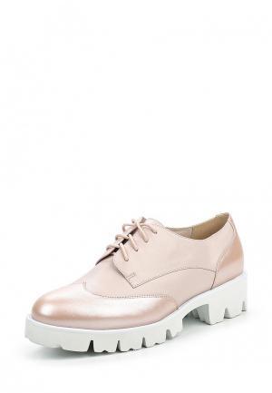 Ботинки Portal. Цвет: розовый