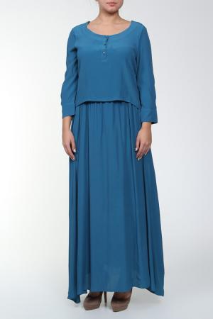 Платье Whos Who Who's. Цвет: бирюзовый