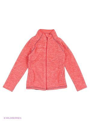 Куртка ROXY. Цвет: розовый