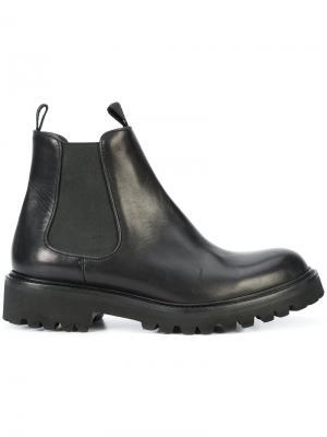 Ботинки Foggia Paul Andrew. Цвет: чёрный