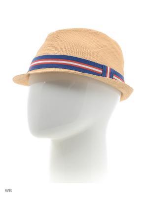 Шляпа Reserved. Цвет: бежевый