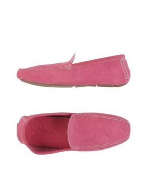 Мокасины SWAMP. Цвет: розовый