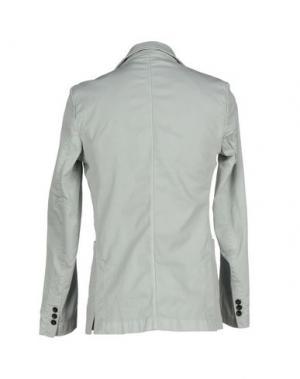 Пиджак CAMOUFLAGE AR AND J.. Цвет: светло-серый