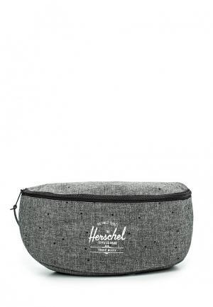 Сумка поясная Herschel Supply Co. Цвет: серый