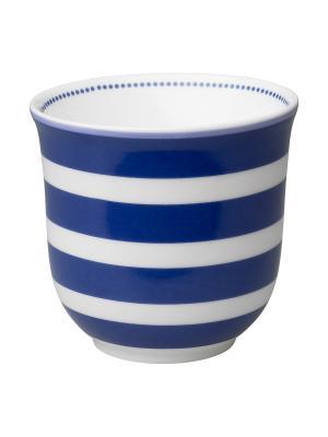 Набор из 2-х термокружек Copenhagen MollyMarais. Цвет: темно-синий, белый