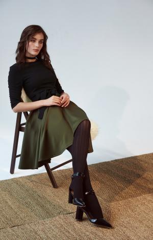 Платье Зеленое Trends Brands Base