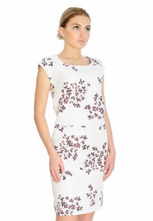 Платье Петербургский стиль. Цвет: белый