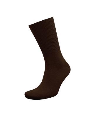 Носки, 2 пары ГРАНД. Цвет: коричневый