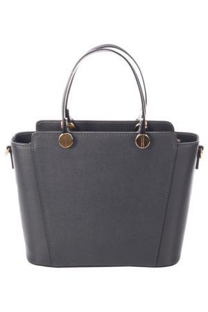 Bag Giulia Massari. Цвет: dark grey