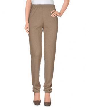 Повседневные брюки CALLENS. Цвет: хаки