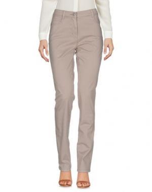 Повседневные брюки BARBARA LEBEK. Цвет: бежевый