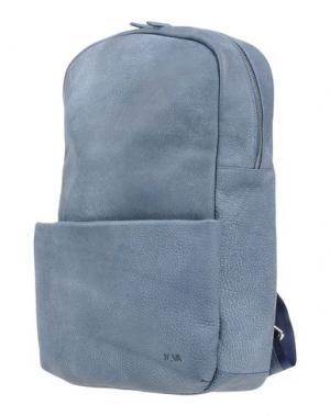 Рюкзаки и сумки на пояс NAVA. Цвет: грифельно-синий